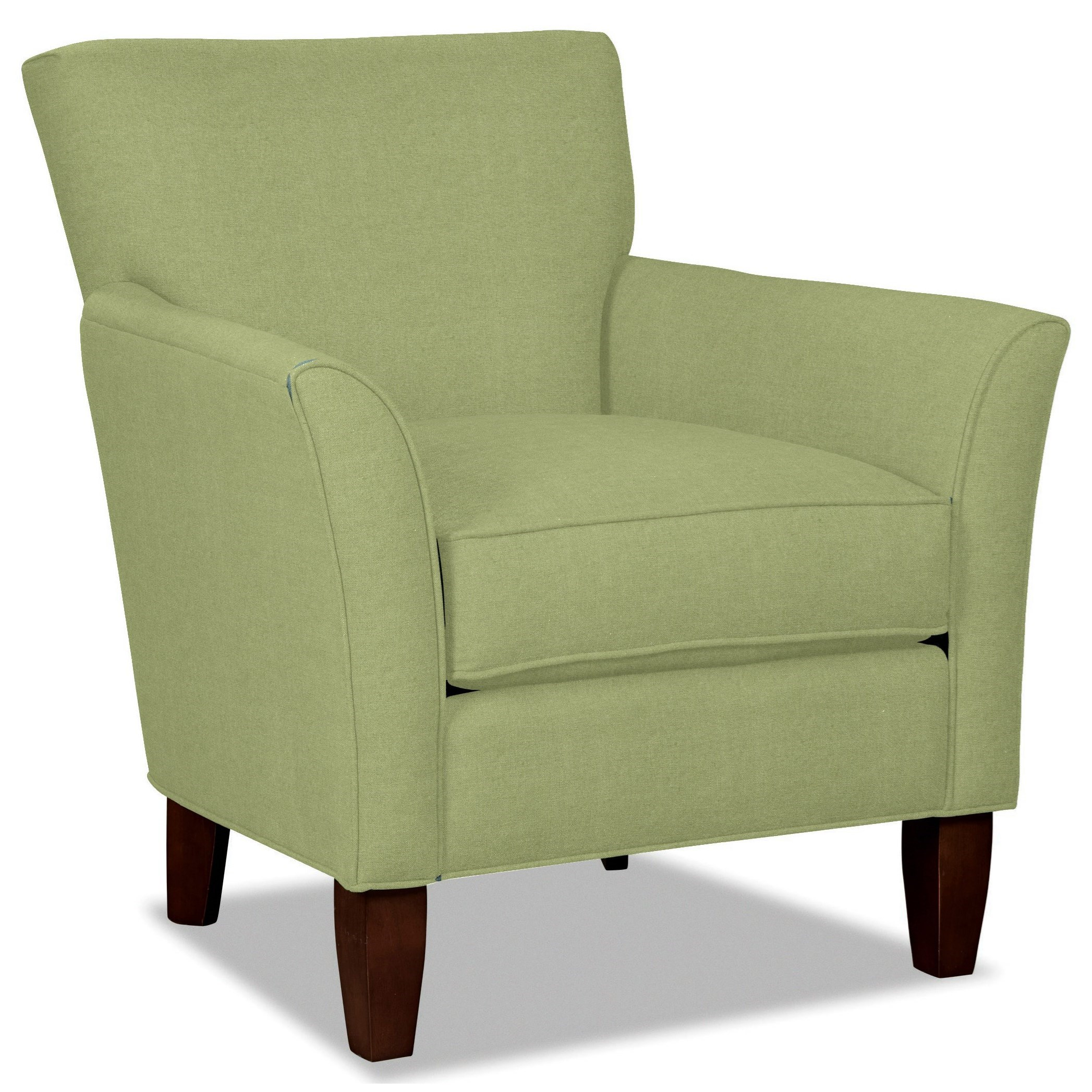 Craftmaster 060110 Accent Chair - Item Number: 060110-DERIVE-15