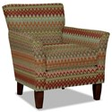 Hickory Craft 060110 Accent Chair - Item Number: 060110-DESANTIS-26