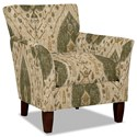 Craftmaster 060110 Accent Chair - Item Number: 060110-DESERT-17