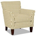 Craftmaster 060110 Accent Chair - Item Number: 060110-DIAMOND-03