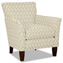 Hickory Craft 060110 Accent Chair - Item Number: 060110-DU JOUR-15