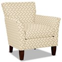 Hickory Craft 060110 Accent Chair - Item Number: 060110-DU JOUR-31