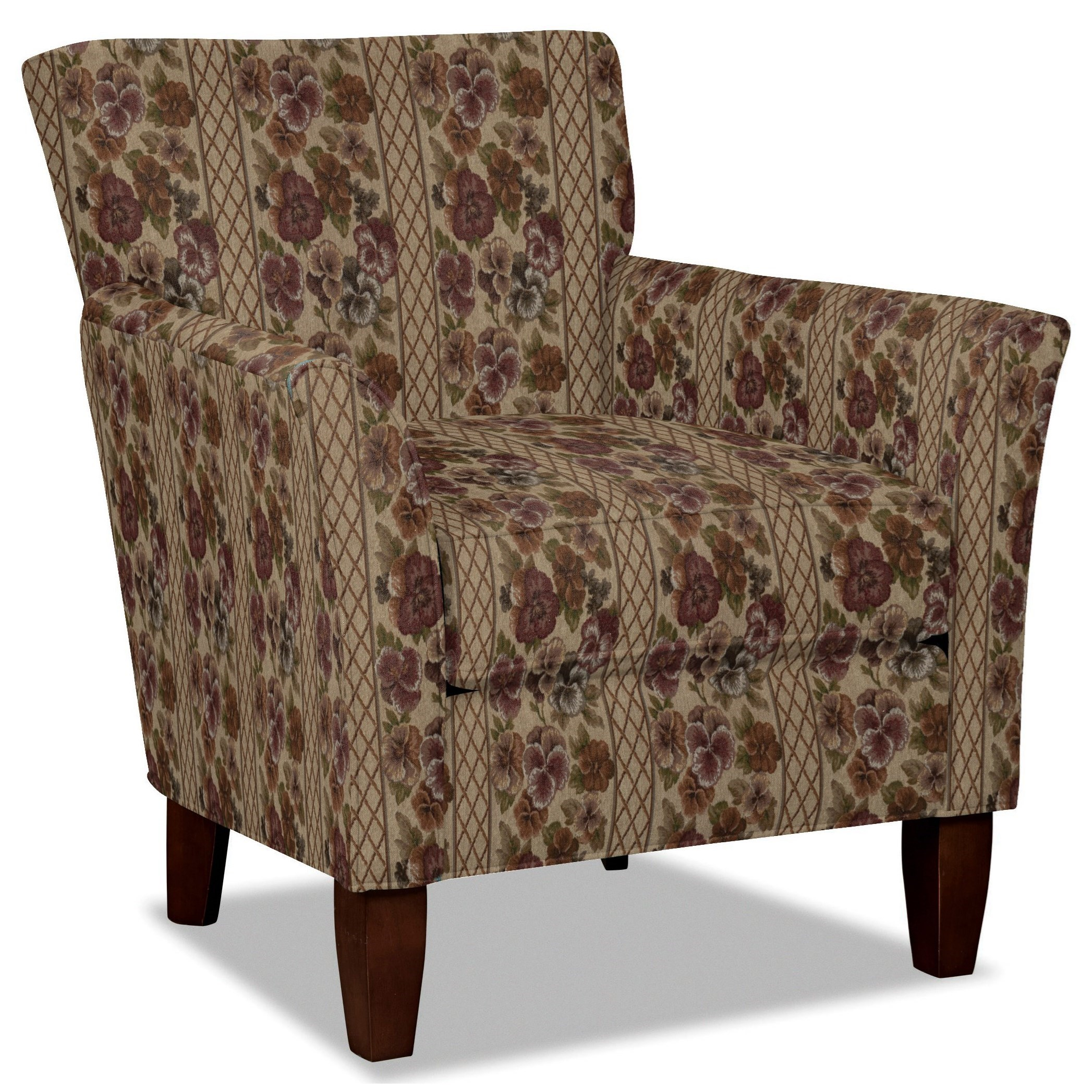 Craftmaster 060110 Accent Chair - Item Number: 060110-DUNKIRK-09