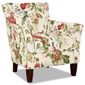 Hickory Craft 060110 Accent Chair - Item Number: 060110-EMMA-25