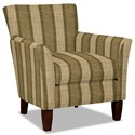 Hickory Craft 060110 Accent Chair - Item Number: 060110-FALMOUTH-10
