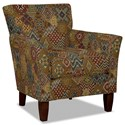 Craftmaster 060110 Accent Chair - Item Number: 060110-FELICITY-25