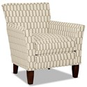 Hickorycraft 060110 Accent Chair - Item Number: 060110-FROU FROU-10