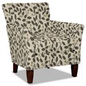 Hickory Craft 060110 Accent Chair - Item Number: 060110-GRIMSLEY-41