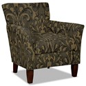 Hickory Craft 060110 Accent Chair - Item Number: 060110-GUINEVERE-41
