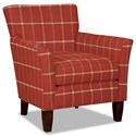Hickory Craft 060110 Accent Chair - Item Number: 060110-GYLES-26