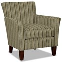 Hickory Craft 060110 Accent Chair - Item Number: 060110-HAPPY DAYS-10