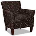 Craftmaster 060110 Accent Chair - Item Number: 060110-HEARTBREAK-08