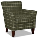 Craftmaster 060110 Accent Chair - Item Number: 060110-HERO-41