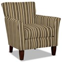 Craftmaster 060110 Accent Chair - Item Number: 060110-HIGHLIFE-41