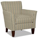 Hickory Craft 060110 Accent Chair - Item Number: 060110-HOBBIT-21