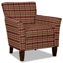 Hickorycraft 060110 Accent Chair - Item Number: 060110-HUDSON-26