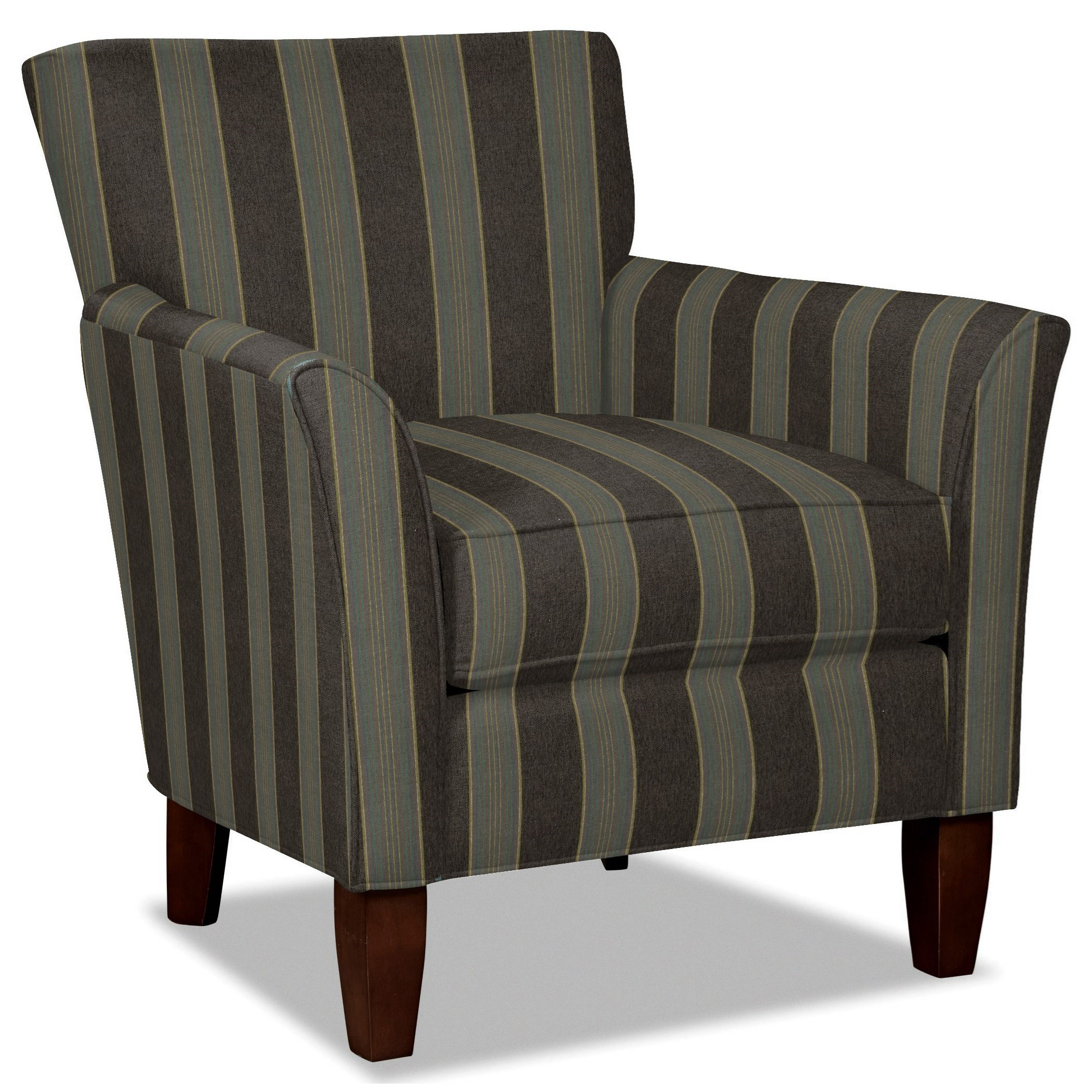 Craftmaster 060110 Accent Chair - Item Number: 060110-HUE-41