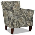 Hickory Craft 060110 Accent Chair - Item Number: 060110-IMPROMPTU-41