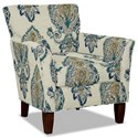 Hickory Craft 060110 Accent Chair - Item Number: 060110-INDULGENT-22