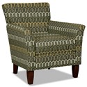Hickory Craft 060110 Accent Chair - Item Number: 060110-JIMINY-09