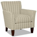 Hickory Craft 060110 Accent Chair - Item Number: 060110-JINKSY-10