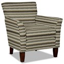 Craftmaster 060110 Accent Chair - Item Number: 060110-JITTERBUG-41
