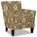 Hickorycraft 060110 Accent Chair - Item Number: 060110-JULIET-10