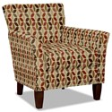 Craftmaster 060110 Accent Chair - Item Number: 060110-KALENA-26
