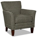 Hickorycraft 060110 Accent Chair - Item Number: 060110-KERRY-45
