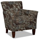 Hickory Craft 060110 Accent Chair - Item Number: 060110-KHARY-22