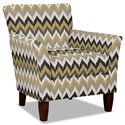 Hickory Craft 060110 Accent Chair - Item Number: 060110-KOSALA-41