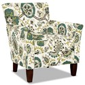 Craftmaster 060110 Accent Chair - Item Number: 060110-LADBROOK-22