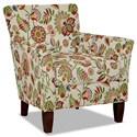 Hickory Craft 060110 Accent Chair - Item Number: 060110-LANIE-25