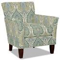 Craftmaster 060110 Accent Chair - Item Number: 060110-LATIKA-15