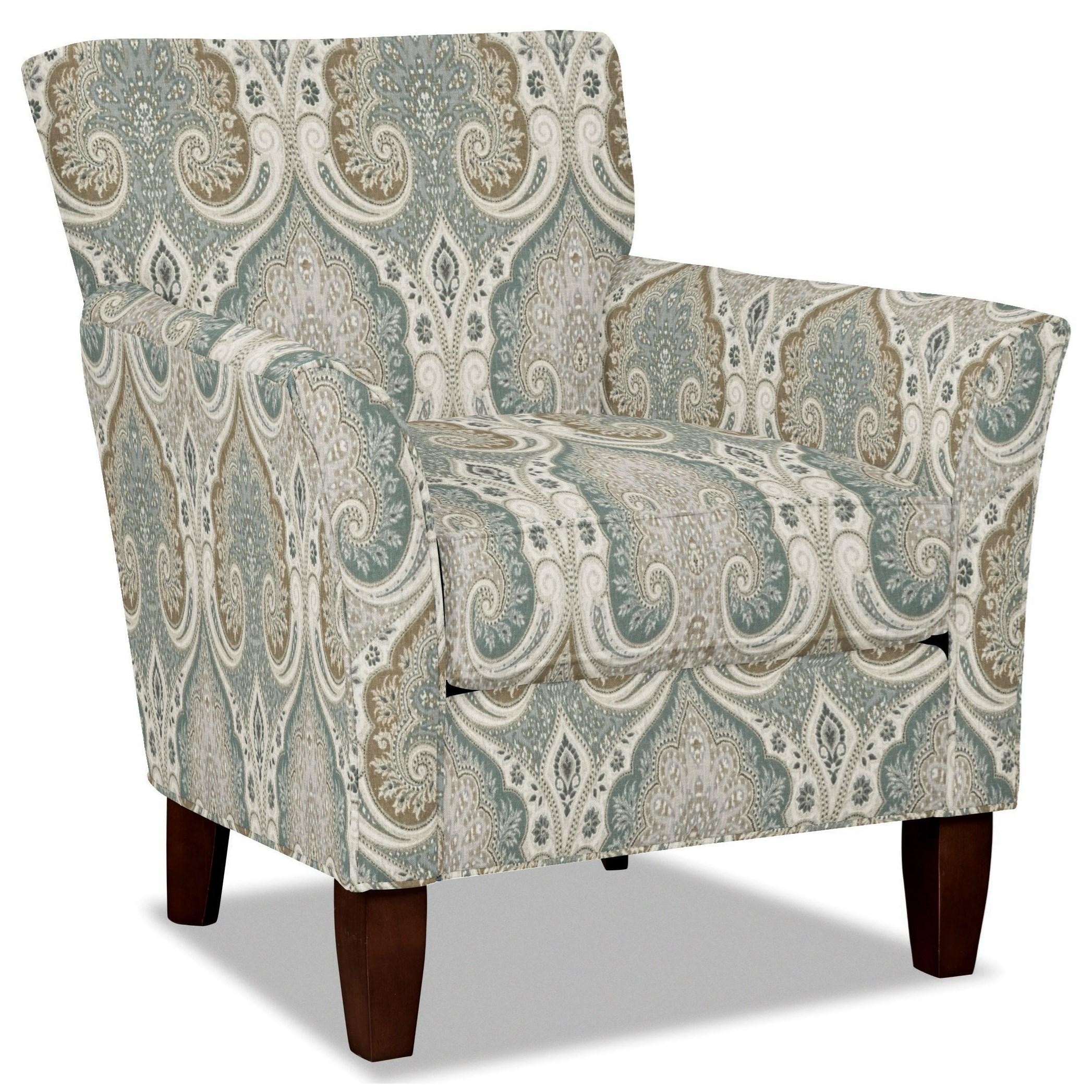 Craftmaster 060110 Accent Chair - Item Number: 060110-LATIKA-21