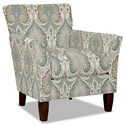 Hickory Craft 060110 Accent Chair - Item Number: 060110-LATIKA-21