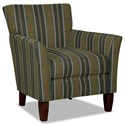 Hickory Craft 060110 Accent Chair - Item Number: 060110-LINER-16