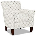 Craftmaster 060110 Accent Chair - Item Number: 060110-LISBOA-31