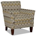 Craftmaster 060110 Accent Chair - Item Number: 060110-LOZADA-21