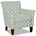 Hickory Craft 060110 Accent Chair - Item Number: 060110-MAJORA-22