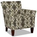 Hickory Craft 060110 Accent Chair - Item Number: 060110-MAMBO-41
