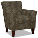 Hickorycraft 060110 Accent Chair - Item Number: 060110-MARCEAU-09