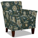 Hickory Craft 060110 Accent Chair - Item Number: 060110-MAYFLOWER-22