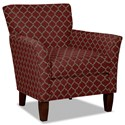 Hickorycraft 060110 Accent Chair - Item Number: 060110-MIDWAY-26