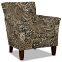 Hickory Craft 060110 Accent Chair - Item Number: 060110-MIX IT UP-45