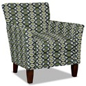 Hickory Craft 060110 Accent Chair - Item Number: 060110-NOUVEAU-22