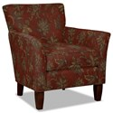 Hickory Craft 060110 Accent Chair - Item Number: 060110-NYACK-26