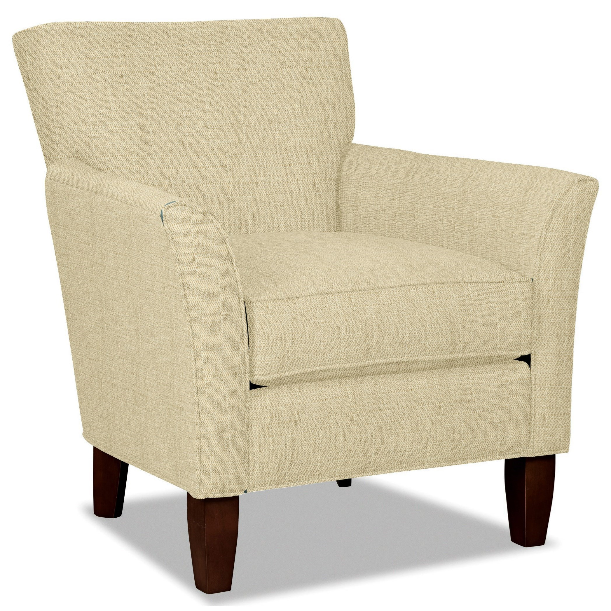 Craftmaster 060110 Accent Chair - Item Number: 060110-OATFIELD-10