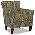 Hickorycraft 060110 Accent Chair - Item Number: 060110-PALMY-41