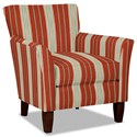 Craftmaster 060110 Accent Chair - Item Number: 060110-PARNELL-26